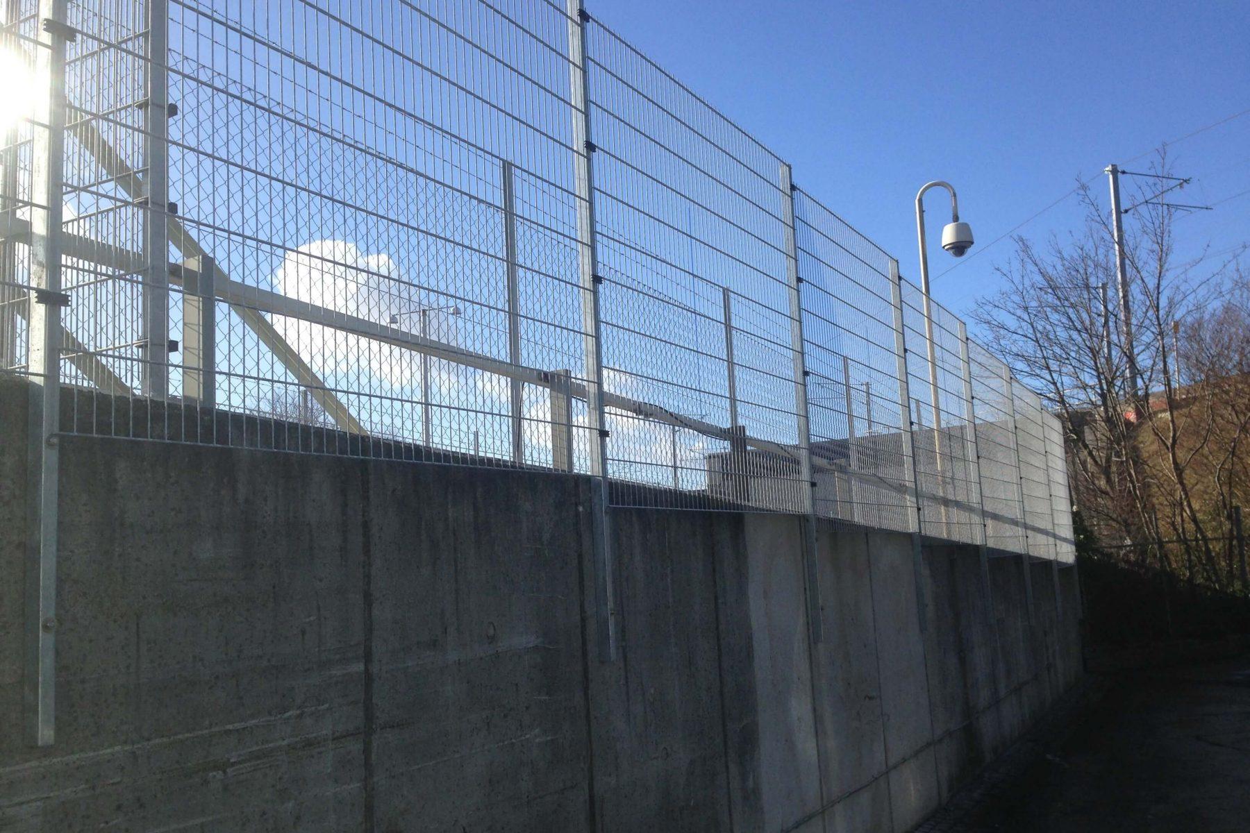 panel hegn